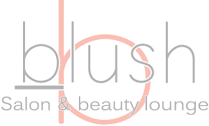 blush Salon & Beauty Lounge, Logo