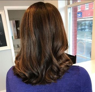 Medium Length Brown Hair